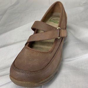 Dansko KikI Mary Jane Brown Leather EUR 39